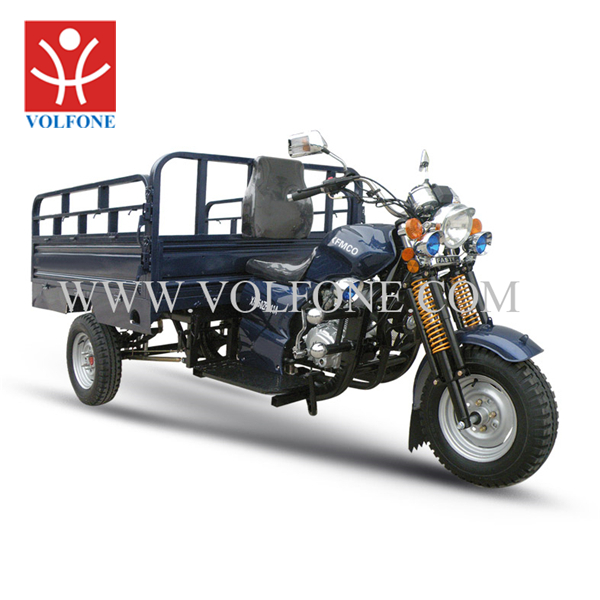 heavy duty motor tricycle,semi-closed 3 wheel tricycle