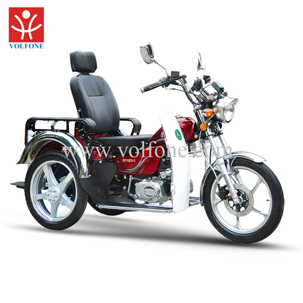 Diabled Tricycle With Luxurious Seat, 110CC Made In